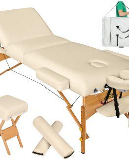 masažna miza + stol + valj